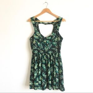 LC Lauren Conrad Cutout Dress Sz 10